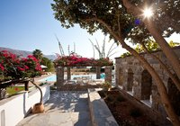 Paros Greece - Roses beach Hotel, at Livadia Parikia